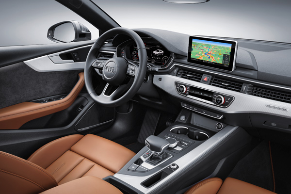 Rano360 com » Audi A5 the sports car for grown ups
