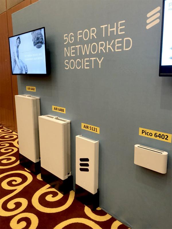 Rano360 com » Ericsson Brunei celebrates the big 10